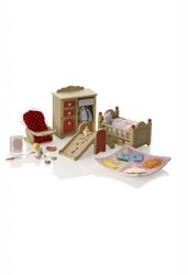 Sylvanian Families  accessoires Baby Room set 2954