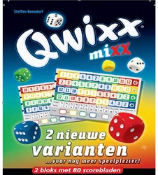 White Goblin Games  dobbelspel Qwixx Mixx