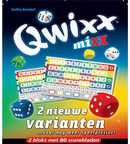 White Goblin Games Qwixx Mixx