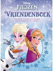 Deltas  voorleesboek Vriendenboek Frozen