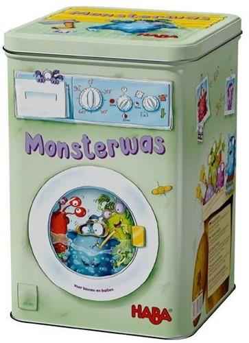 Haba  reisspel Monsterwas 301380-1