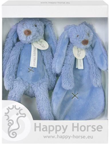 Happy Horse Giftbox Deep Blue Rabbit Richie