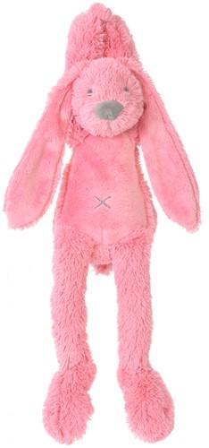 Happy Horse muziekknuffel Donker Roze Konijn Richie - 34 cm