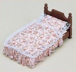 Sylvanian Families accessoires Klassiek Antiek bed 5223