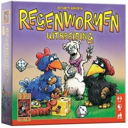 999 Games spel Regenwormen Uitbreiding
