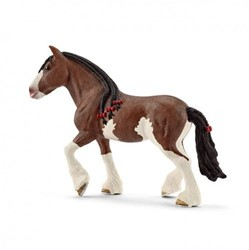 Schleich Farm Life - Clydesdale Merrie 13809