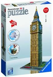 Ravensburger  3D puzzel Big Ben