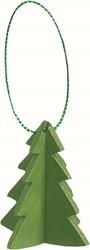 Maileg 3 Mini ChristmasTree, ornament, wood