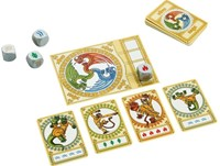 Haba  kinderspel Kung fu strijders 301382-2