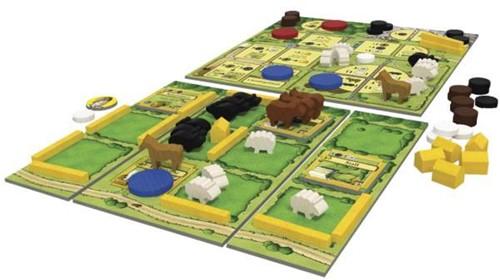 999 Games spel Agricola: De Lage Landen-2
