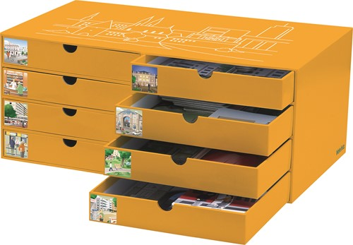 Haba Education - Picture Cards City