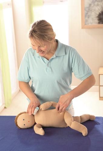 Haba Education - Therapy Doll Toni