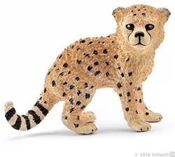 Schleich Safari - Baby Luipaard 14747