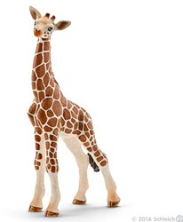 Schleich Safari - Babygiraf 14751