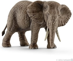 Schleich Afrikaanse Olifant, Vrouwtje 14761