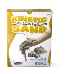 Waba Fun  boetseerset Kinetic Sand 2,5 kilo