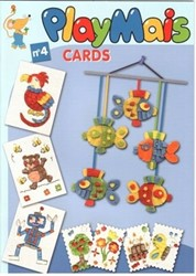 PlayMais  knutselspullen Boek nummer 4