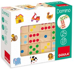 Goula Domino Tellen en Kleuren
