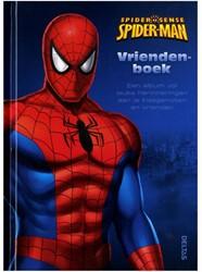 Deltas Spider-Man Vriendenboek Spider Sense