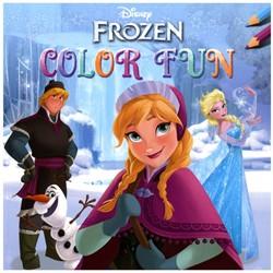 Deltas Disney Color Fun Frozen