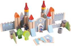 Haba  houten bouwblokken Groot ridderkasteel 301140