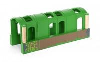 BRIO trein Groene flexibele tunnel 33709