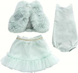 Maileg Best Friends, Ballerina dress, Mint