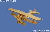 Planet Happy Knutselspullen Bouwpakket Fokker D-VII