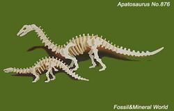 Knutselspullen Bouwpakket Apatosaurus