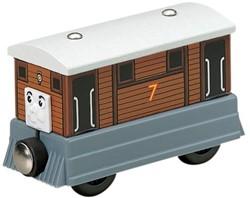 Thomas and Friends  houten trein Toby