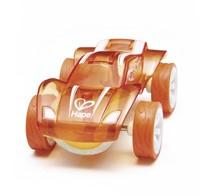 Hape houten speelvoertuig Twin Turbo