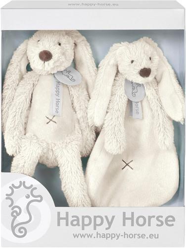 Happy Horse cadeauset Ivoor Konijn Richie - 33 cm