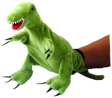 Beleduc handpop T-Rex