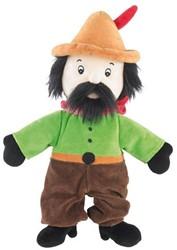 Beleduc  handpop bandiet ramon puppetshow