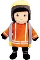 Beleduc  handpop pilar de brandweervrouw-1