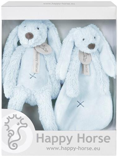 Happy Horse Giftbox Blue Rabbit Richie