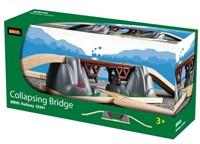 BRIO trein Instortende brug 33391