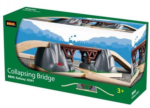 BRIO trein Instortende brug 33391-2