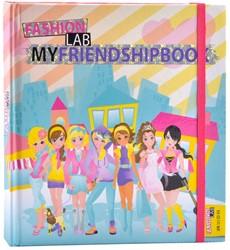 Deltas  vriendenboek Vriendenboek Fashion Lab