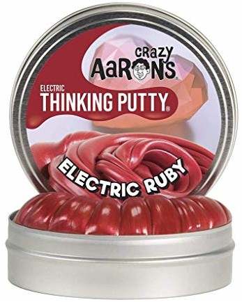 Crazy Aaron's putty Electric Red