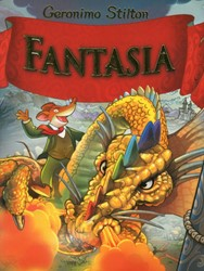 Kinderboeken  Geronimo Stilton leesboek Fantasia