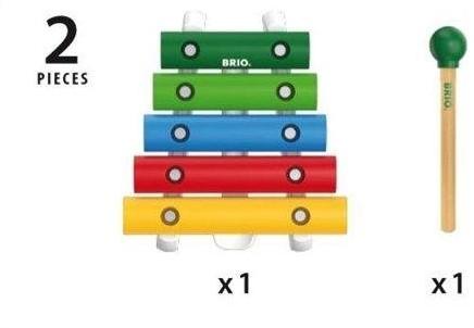 BRIO speelgoed Xylofoon-1