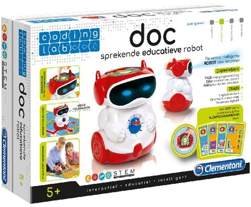 Coding Lab Robot Doc
