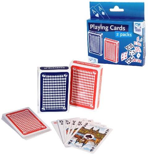 Clown Speelkaarten Set 2
