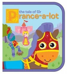 Lamaze  babyboek The tale of Sir Prance-a-lot