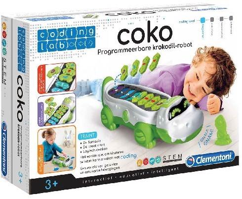 Coding Lab Coko De Krokodil