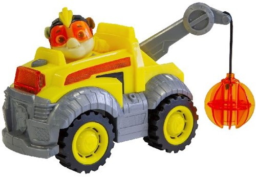 Paw Patrol Mighty Pups Themed Vehicle Rubble