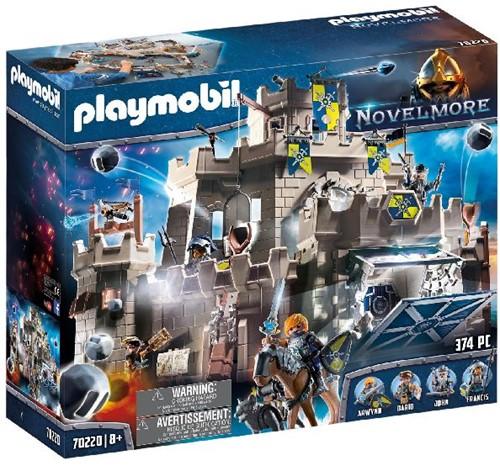 Playmobil Novelmore - Grote burcht van de Novelmore ridders 70220