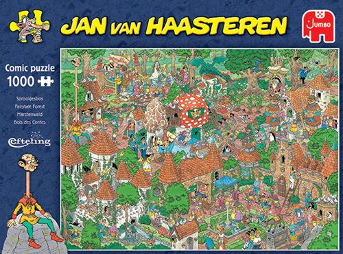 Jan van Haasteren Efteling - Sprookjesbos 1000st