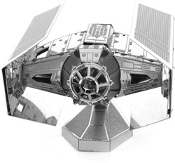 Metal Earth  constructie speelgoed DV TIE Fighter